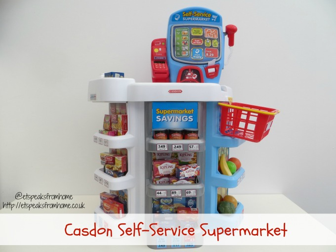 Casdon Self-Service Supermarket
