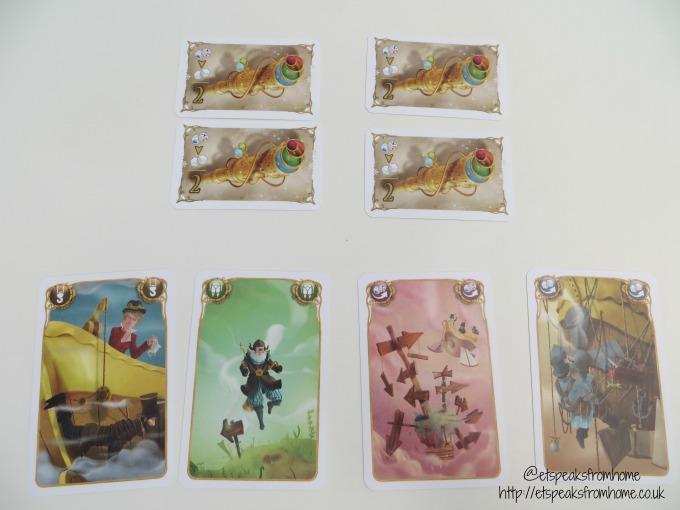 Celestia Review power cards