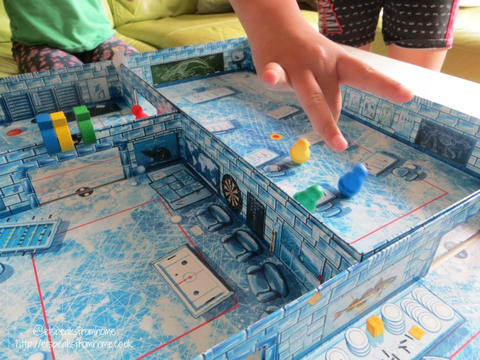 ice cool game review playing