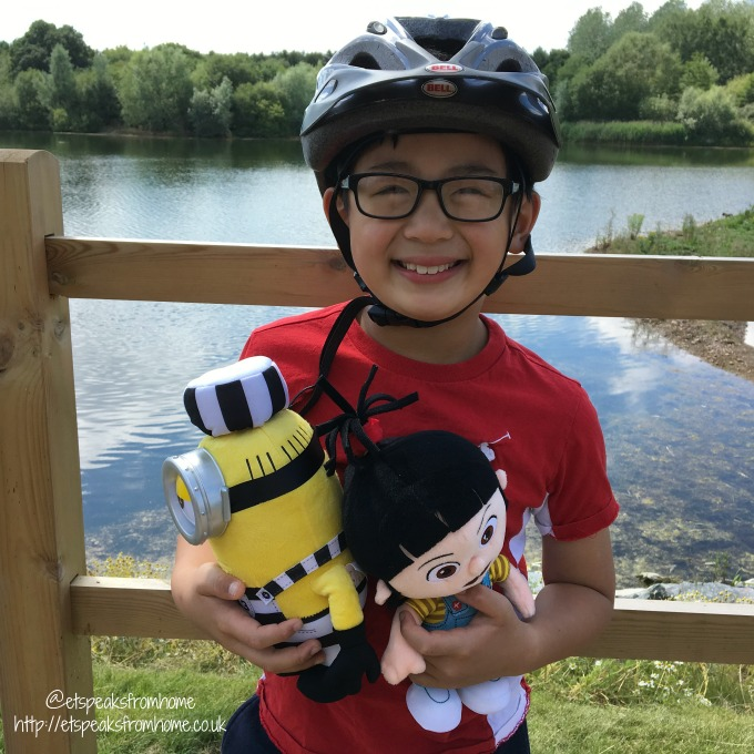 Despicable Me 3 Soft Toys From Posh Paws mel & anges