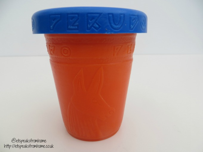perudo game cup with lid