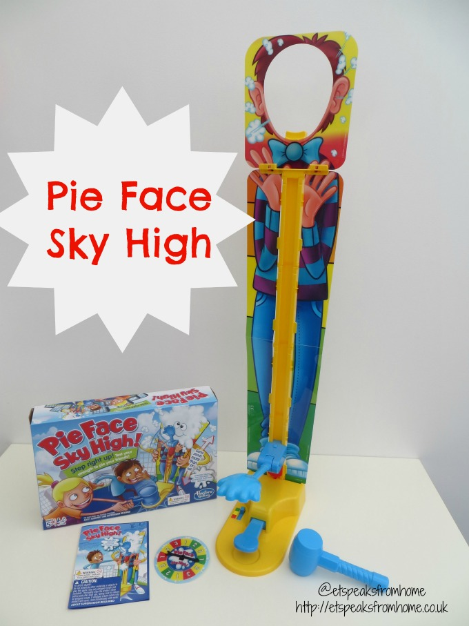 pie face sky high review