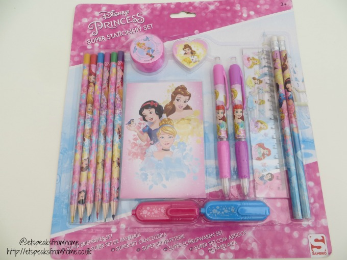 sambro back to school stationery