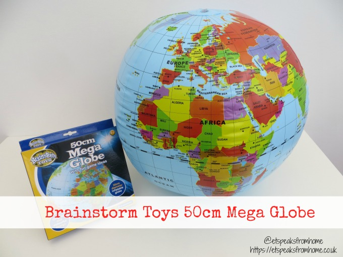 Brainstorm Toys Mega Globe review
