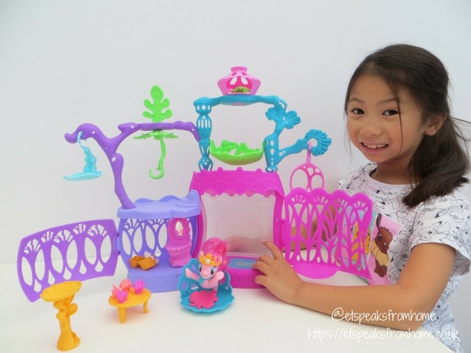 My Little Pony The Movie Seashell Lagoon Playset review
