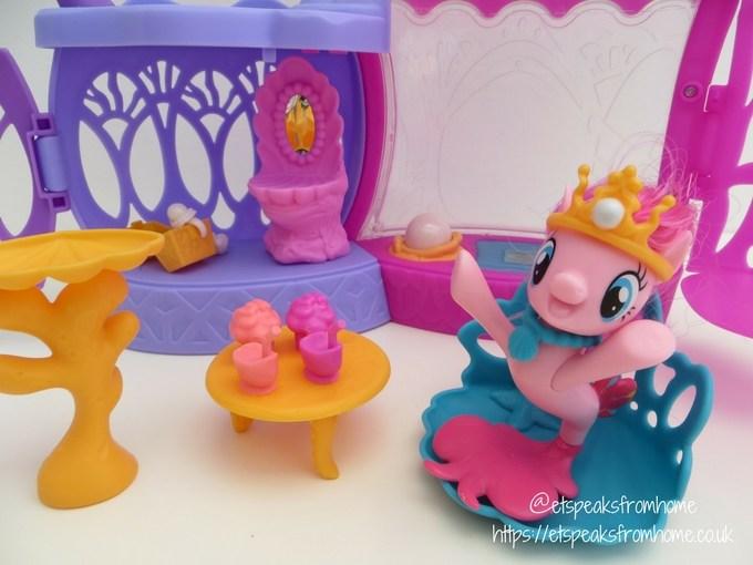 My Little Pony The Movie Seashell Lagoon Playset