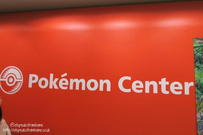 Pokémon Center in Osaka