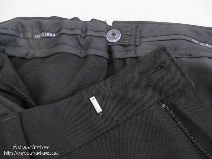 marks and spencer M&S 2017 school uniform range black trouser