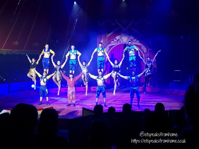 Gandey's Circus Review