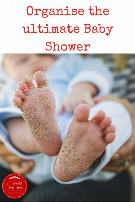 Organise the ultimate Baby Shower