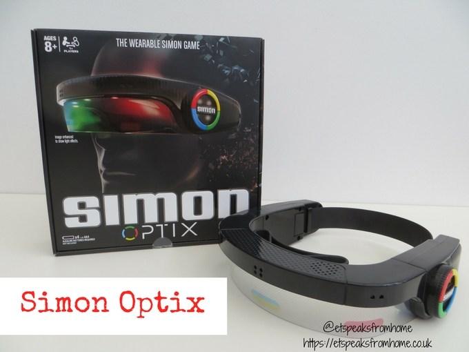 Simon Optix Review