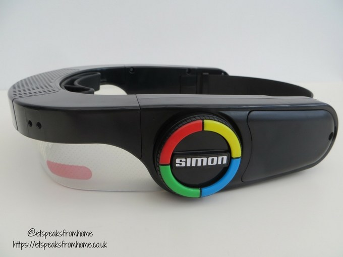 Simon Optix headset