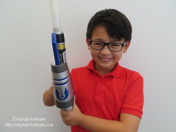 Star Wars Bladebuilders 2in1 Path of The Force lightsaber jedi