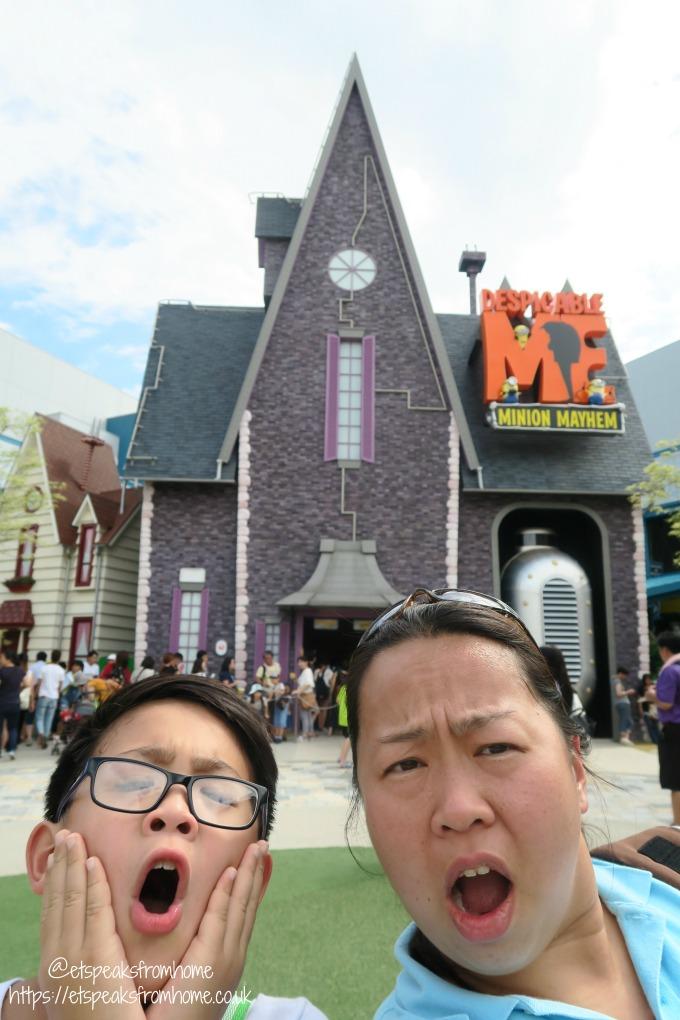 Universal Studios Osaka DMEq