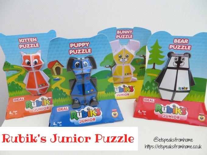 rubiks junior puzzle review