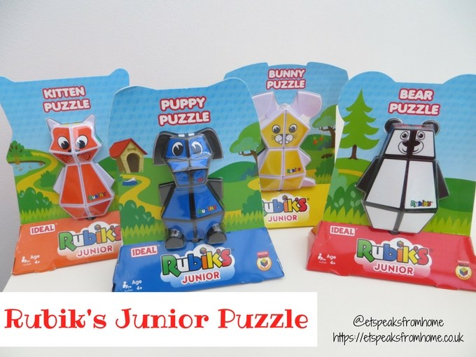 rubiks junior puzzle review