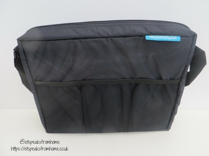 supa-dupa travel tray carry bag review