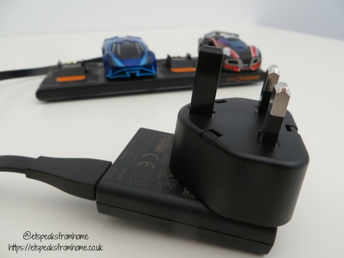 Anki Overdrive Starter Kit charger