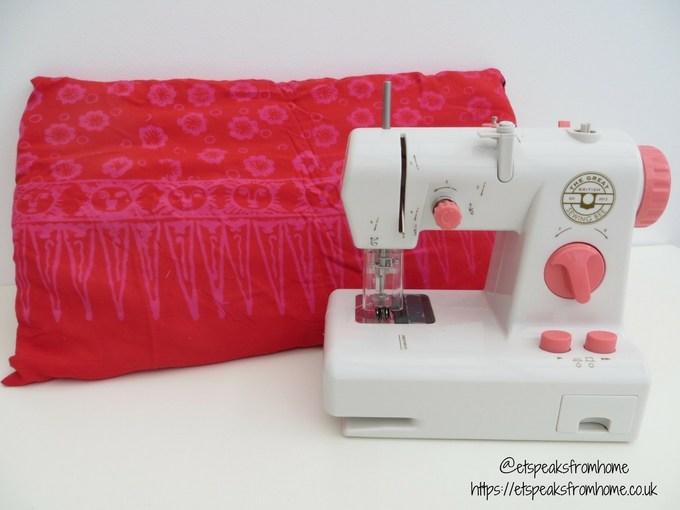 GB Sewing Bee Sewing Machine cushion