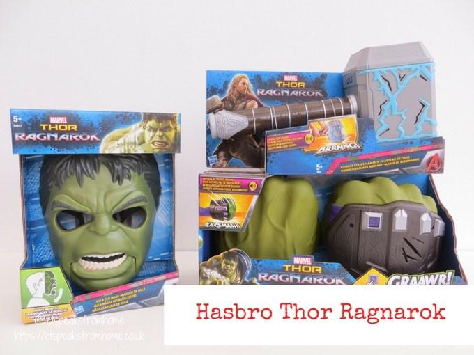 Hasbro Thor Ragnarok review