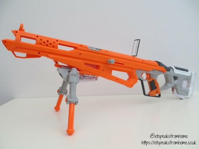 Nerf N-Strike Elite AccuStrike RaptorStrike Review - ET Speaks From Home