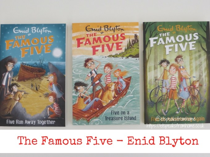 The Famous Five books
