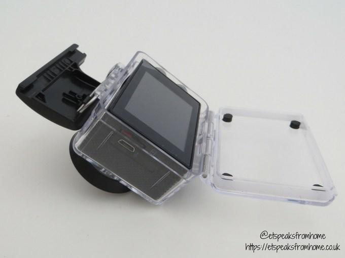 hamswan action camera casing
