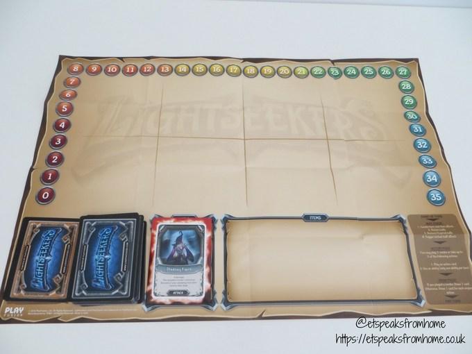 lightseekers playmat
