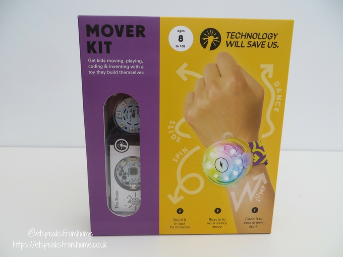tech will save us mover kit