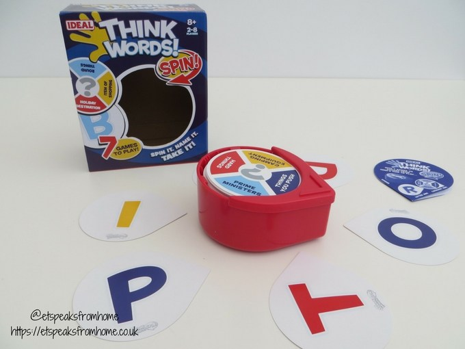 John Adams Ideal Game think words spin