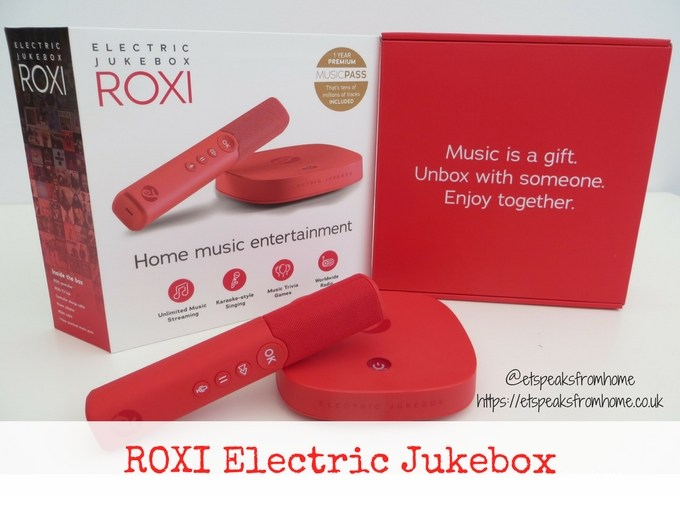 ROXI Electric Jukebox Review Round Up Gadgets and Technology 2017