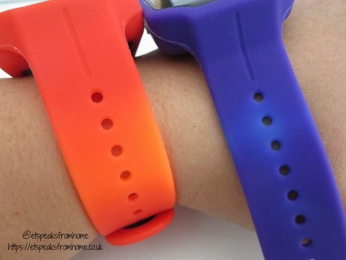 kurio watch 2.0 thermal strap