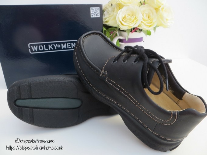 wolkyshop wolky shoe roll shoe black oiled leather base