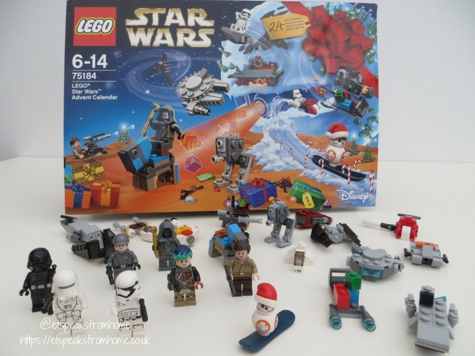 LEGO Sustainable Star Wars Advent Calendar review