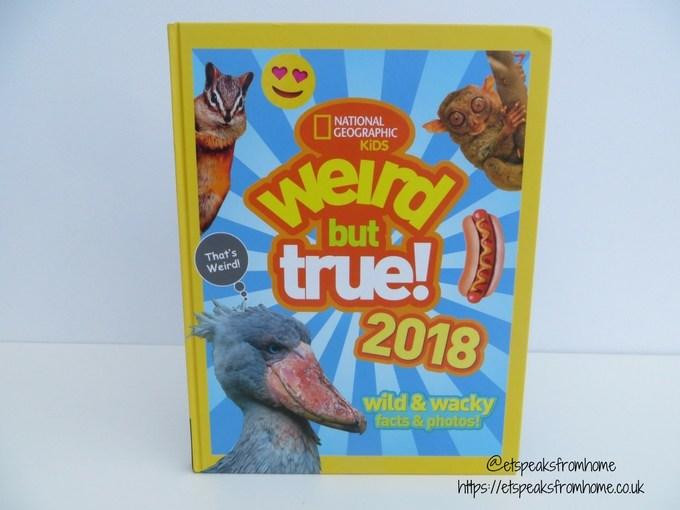 Weird But True! 2018 Annual Review