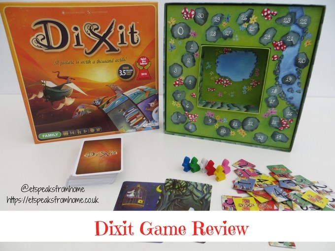 dixit game review