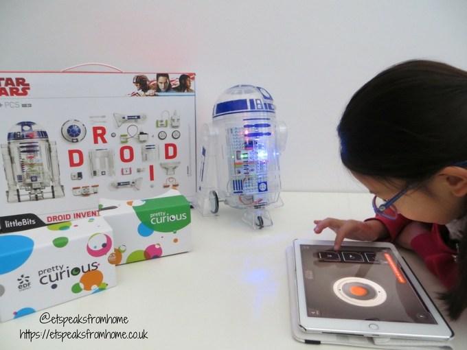 pretty curious stem littleBits Star Wars Droid Inventor Kit
