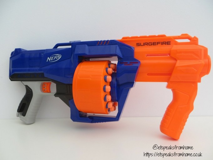Nerf N-Strike Elite Surgefire pump action
