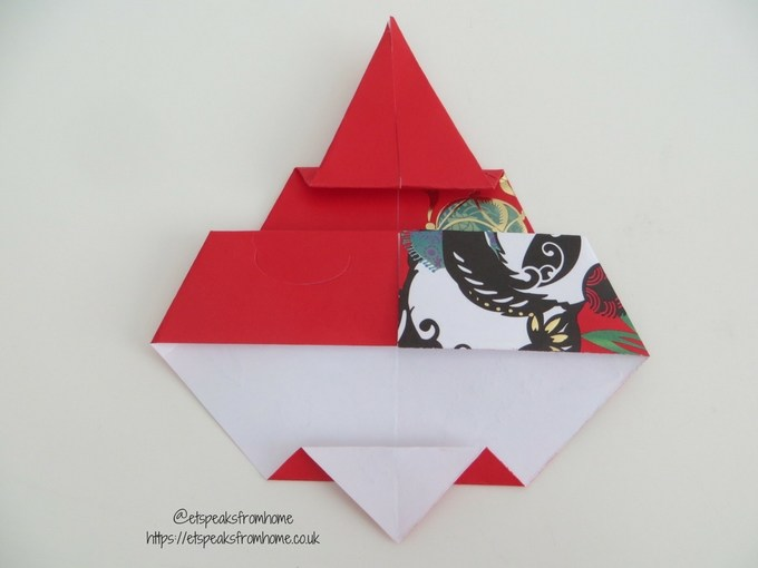 Ang Pow Origami Dog chinese new year 2018 step 7