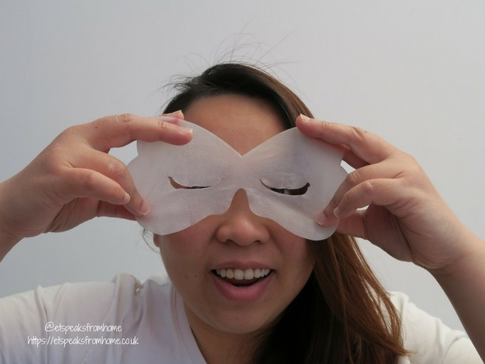Biocell Face Mask Review eye mask