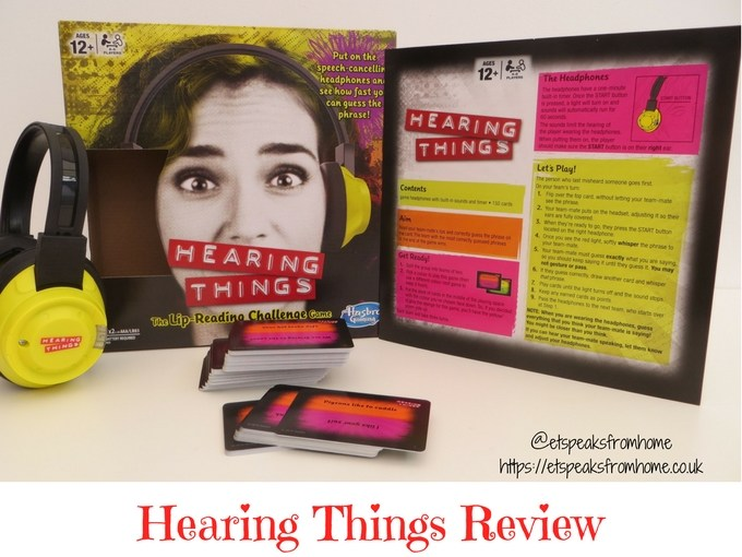 hearing things game review