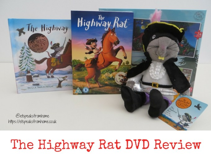the highway rat dvd review