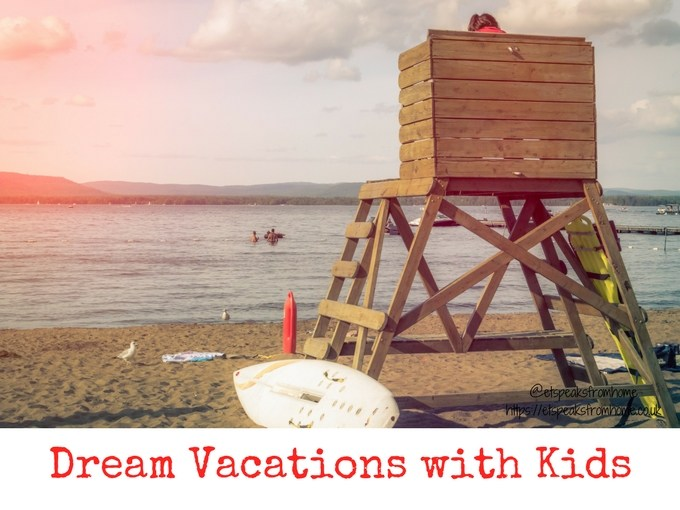 Dream Vacations with Kids villa