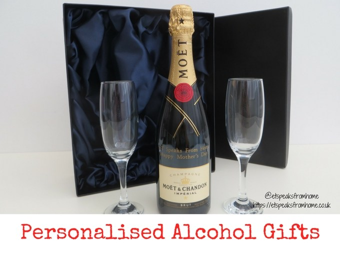 Personalised Alcohol Gifts with GiftsOnline4U