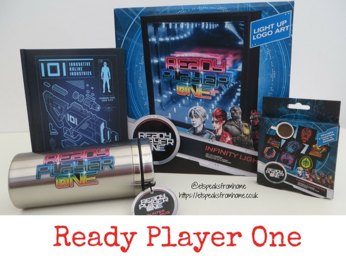 Ready Player One from paladone review