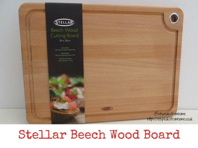 Stellar Beech Wood Cutting Board Review