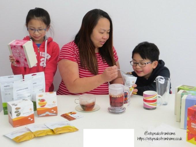 adagio teas review testing
