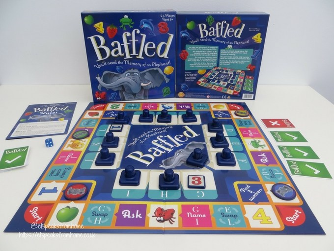 baffled game contents