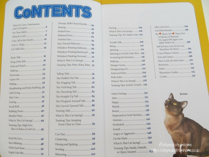 National Geographic Kids How to Speak cat content