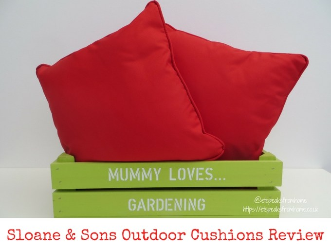 Sloane & Sons Outdoor Cushions Review